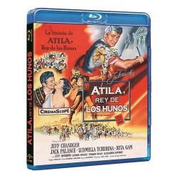 Atila, rey de los Hunos - BD