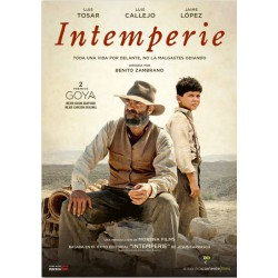 Intemperie - DVD