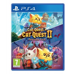 Cat Quest + Cat Quest 2 Pawsome Pack - PS4
