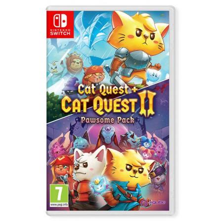 Cat Quest + Cat Quest 2 Pawsome Pack - SWI