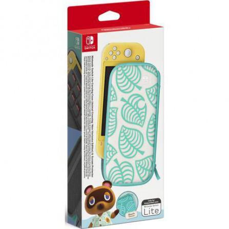 Funda + Protector LCD Nintendo Switch Lite Edicion Animal Crossing New Horizons - SWI