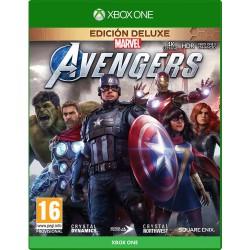 Marvel Avengers Edición Deluxe - Xbox one
