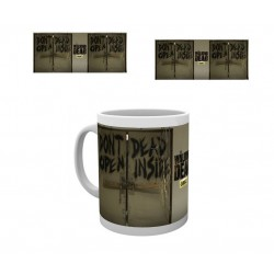 Taza 315ml Walking Dead Dead Inside