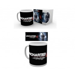 Taza 315ml Uncharted 4 A Thiefs End