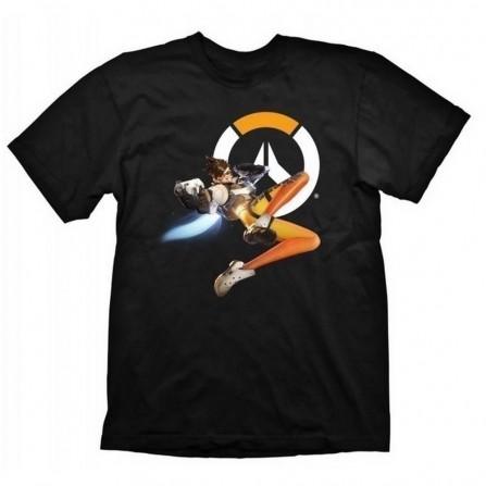 Camiseta Overwatch Tracer Hero L