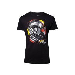 Camiseta Marvel Antman & Wasp Helmet L