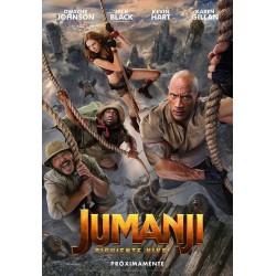 Jumanji: Siguiente nivel (UHD)