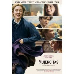 Mujercitas (2019) - DVD