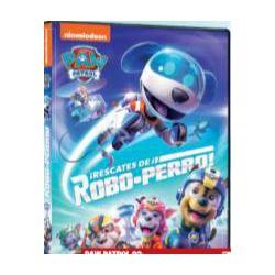 Paw patrol 23: Rescates robo-perros - DVD
