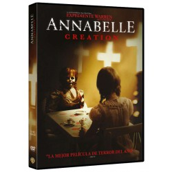 Annabelle (creation) - DVD