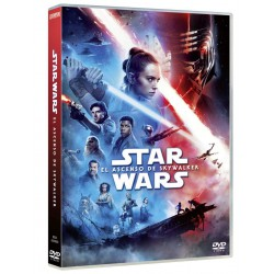 Star Wars: El ascenso de Skywalker - DVD