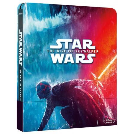 Star Wars: El ascenso de Skywalker (Steelbook)  - BD