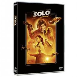 Han Solo: Una historia de Star Wars (2020) - DVD