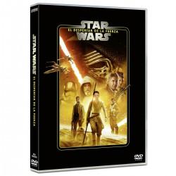 Star Wars: El despertar de la Fuerza (2020) EP VII - DVD