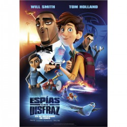 Espías con disfraz - DVD