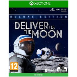Deliver us The Moon Deluxe - Xbox one