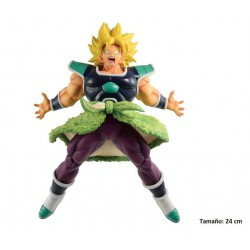 Figura Ichibansho Super Saiyan Broly - Rising Fighters