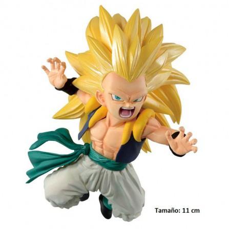 Figura Ichibansho Super Saiyan 3 Gotenks - Rising Fighters