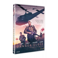 Danger Close, la batalla de Long Tan - DVD