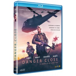 Danger Close, la batalla de Long Tan - BD