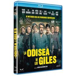 La odisea de los Giles - BD