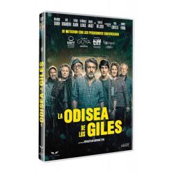 La odisea de los Giles - DVD