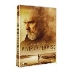 Vivir sin permiso - Temporada final - DVD
