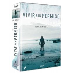 Vivir sin permiso - Serie completa - DVD