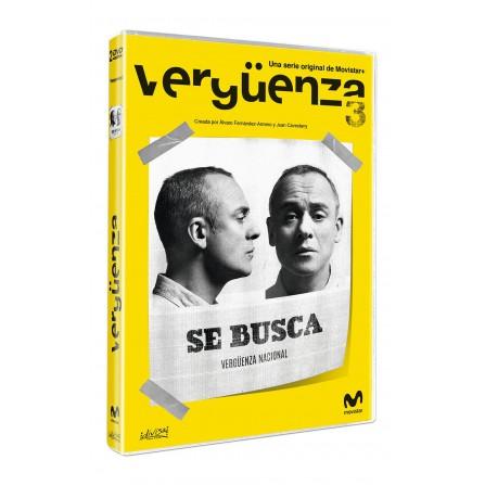 Vergüenza - Temporada 3 - DVD