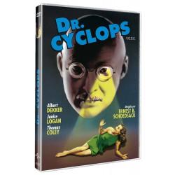 Dr. Cyclops - DVD