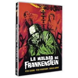 La maldad de Frankenstein - DVD