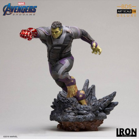 Hulk Avengers Endgame Battle Diorama Series Art Scale 1:10