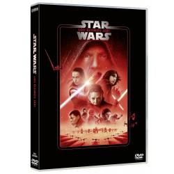 Star Wars: Los últimos Jedi (2020) EP. VIII - DVD