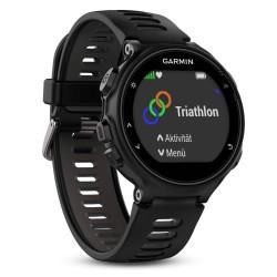 Garmin Forerunner 735XT Negro/Gris - Smartwatch Multideporte