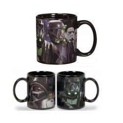 Taza Star Wars Rogue One Vader-Trooper