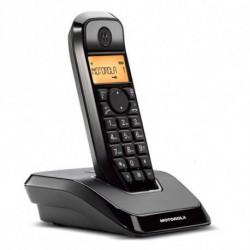 Teléfono Motorola S1201 Negro