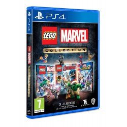 LEGO Marvel Collection - PS4
