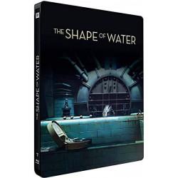La forma del agua steelbook 2019  - BD