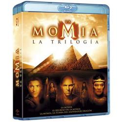 Momia 1-3 - BD