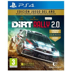 Dirt Rally 2.0 GOTY - PS4