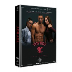 Toy Boy - Temporada Completa - DVD