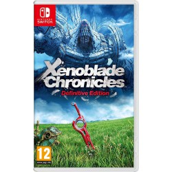 Xenoblade Chronicles Definitive Edition - SWI