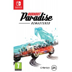 Burnout Paradise Remastered - SWI