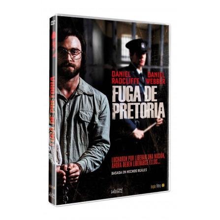 La Fuga de Pretoria - DVD