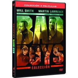 Bad Boys Pack 1-3 - DVD