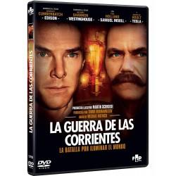 La guerra de las corrientes - DVD