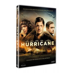 Hurricane (2018) - DVD