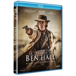 La Leyenda de Ben Hall - BD