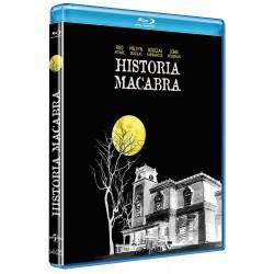 Historia macabra - BD