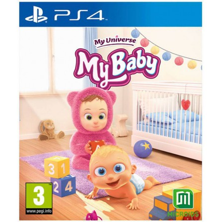My Universe - My Baby - PS4
